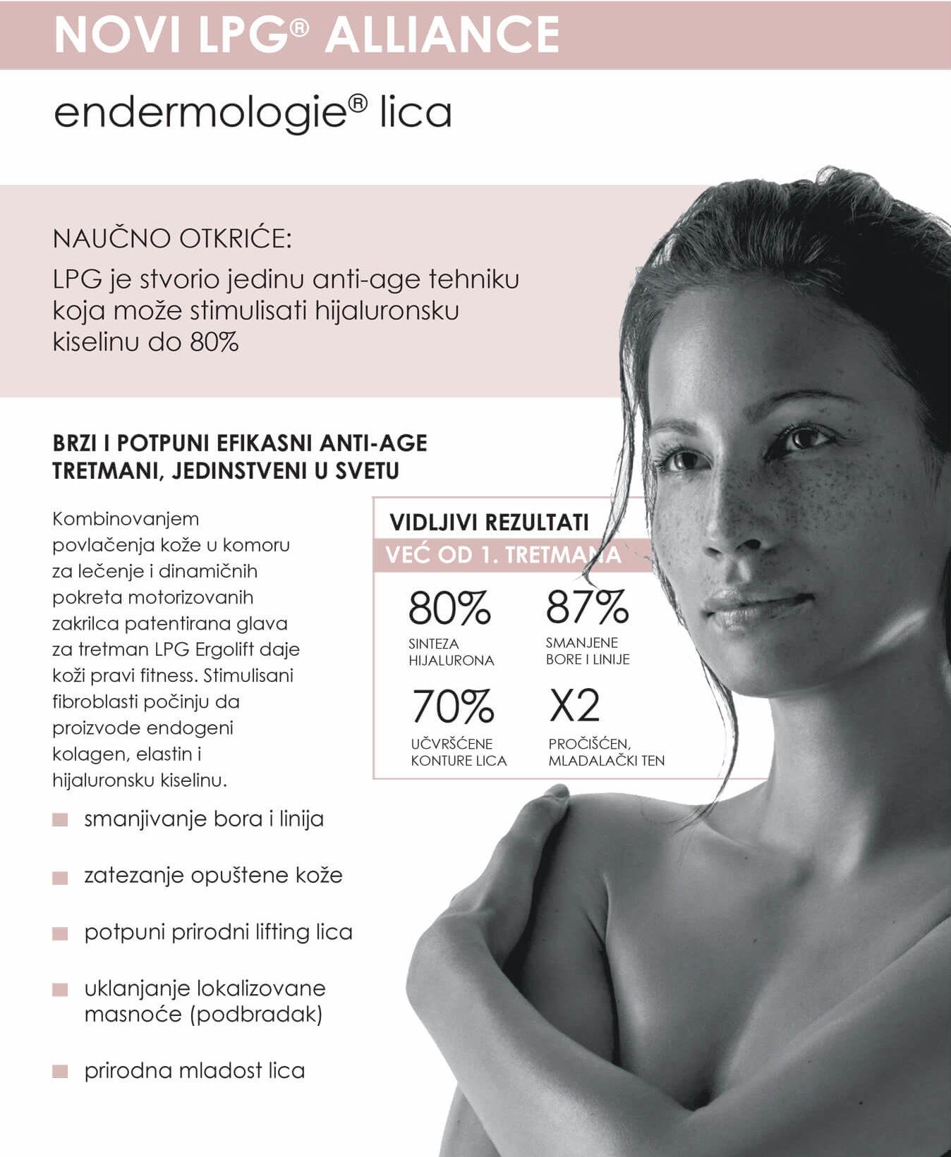 endermologija lica uz lpg tretman