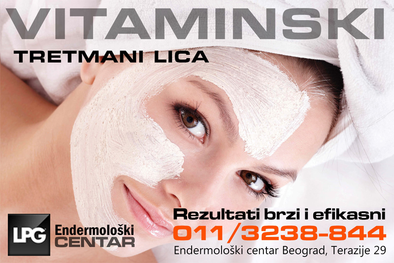 tretman lica vitaminima